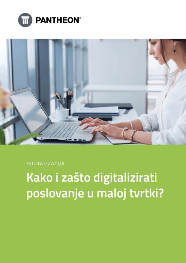 Kako i zašto digitalizirati poslovanje u maloj tvrtki