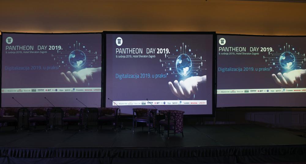 Konferencija PANTHEON Day 2019